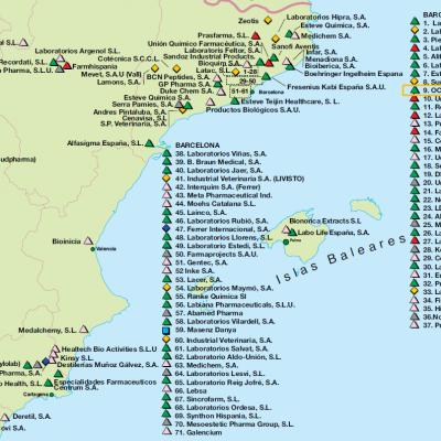 OCB in the Map